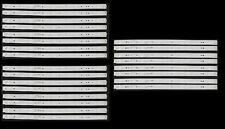 LG 65UH5500-UA LED Strips (24) 5835-W65002-LR40 5835-W65002-OP40