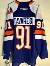 Reebok Premier NHL Jersey New York Islanders John Tavares Blue Alt sz XL