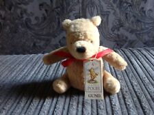 Sweet Little Pooh Bear By Gund.