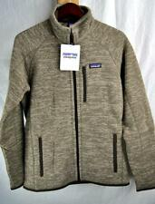 Patagonia BETTER SWEATER Fleece Full Zip Jacket AUTHENTIC 25527 Mens KHAKI New