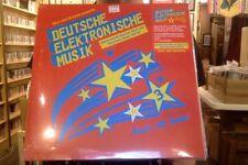 Deutsche Elektronische Musik Vol 3 3xLP sealed vinyl + download