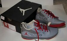 Jordan CP3.V GREAT CONDITION! Mens Size 8.5 Grey and Red Basketball Shoes