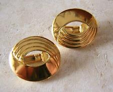 Trifari Gold Plated Vintage Costume Jewellery (1950s)