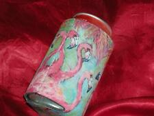 Leoma Lovegrove Tropical Pink Flamingo Can Drink Coolie Huggie Koozie Christmas
