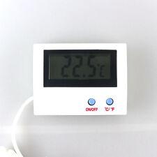 LCD Digital Thermometer for Fridge Freezer Aquarium FISH TANK Temperature #imr3
