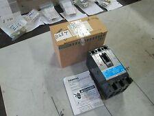 Siemens Circuit Breaker #ED63B090 90A 600 VAC MCCB 3 Pole Line/Load Lugs (NIB)