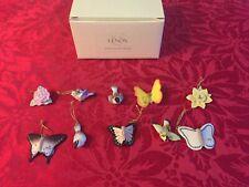 Lenox Spring Miniature Ornament Set