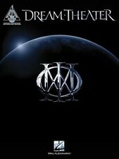 DREAM THEATER - Self Titled Guitar TAB Book *NEW* John Petrucci, Sheet Music