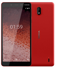 """Nokia 1 PLUS 8GB RED/BLACK 5.45"""" *UNLOCKED* GPS HD ANDROID Smartphone GRADE A"""