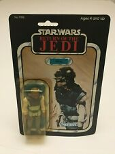 Star Wars Vintage Original ROTJ Nikto Sealed New MOC