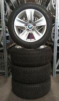 4 BMW Winterräder Styling 327 225/55 R17 M+S 5er F10 F11 6er F06 6790172 RDK TOP