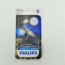 Philips Vision Festoon 30mm LED Light Bulb Interior Lighting Dome 6000K