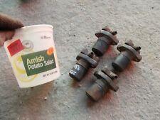 Farmall 450 IH IHC diesel Tractor (4) Original injectors injector 0281 275803