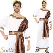 Hombre Dios Griego Romano César Estilo Griego Toga Adulto Disfraz