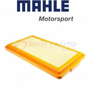 MAHLE Air Filter for 1985-1989 BMW 635CSi - Intake Inlet Manifold Fuel yy