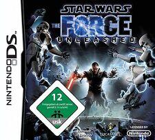 Star Wars - The Force Unleashed Nintendo DS Spiel NEU& OVP