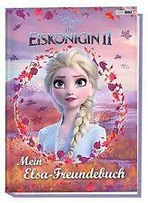 Disney Die Eiskönigin 2: Mein Elsa-Freundebuch von Panini (Gebundene Ausgabe)
