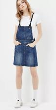 G-Star Arc Dungaree Short Dress Medium Aged Blue Ladies Size UK 10 (S) *REF86-8