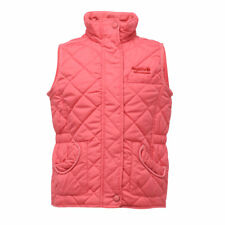 Regatta Gee Gee Girls Bodywarmer Gilet Tulip Pink 11 - 12 Years