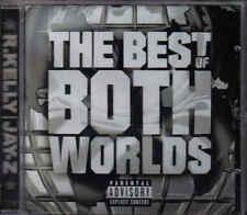 R Kelly&Jay Z-The Best Of Both Worlds cd album