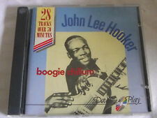 CD JOHN LEE HOOKER - BOOGIE CHILLUM