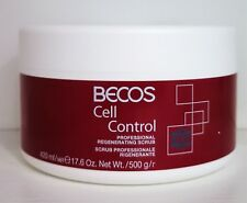 BECOS CELL CONTROL SCRUB PROFESSIONALE RIGENERANTE CORPO 500g