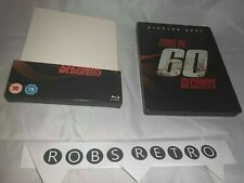 Gone In 60 Seconds Blu-Ray Steelbook - Nicolas Cage