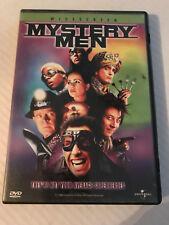 Mystery Men, Ben Stiller, Janeane Garofalo, Dvd