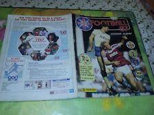 PANINI FOOTBALL 1987/86 ALBUM STICKER FIGURINE 100% COMPLETE-EXCELLENT CONDITION