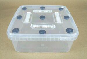 Filtered Mushroom Grow Boxes (Genuine SacO2, MicroBox) - DIY Grow Kits