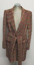 Christian lacroix bazar-brown & manteau rouge - 42