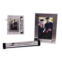 Graduation Certificate Holder & Photo Frame School Year College Diploma Keepsake