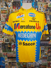 maglia ciclismo bike shirt maillot trikot camiseta MERCATONE UNO TG 7 E975
