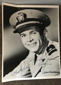 Vintage Dean Jones hand signed autographed 8 X 10 Photo Disney Actor COA