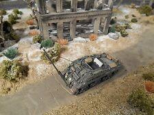 HO Roco Minitanks Patton's 3rd Army Tank Recovery Custom Detailed #A324