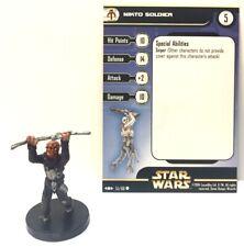 Star Wars Clone Strike 55/60 Nikto Soldier (C) Miniature