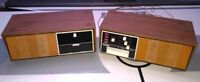 Vintage Bel Air 8 Track Tape Player Stereo Dual Split Unit Track 1970s NICE!