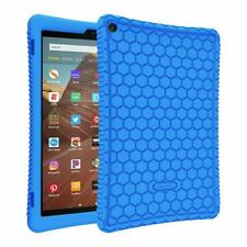 Kids Shock Proof Silicone Case Cover for Amazon Kindle Fire 7 HD 10 2019 Tablet
