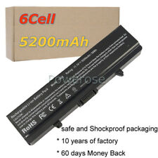 6 cell battery For Dell Inspiron 1525 1526 1545 1440 1750 Laptop GW240 M911G NEW