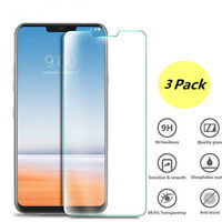 1-3X For LG G7 ThinQ Tempere Glass Screen Protector 9H Hardness Clear Full Cover