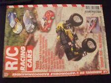**ma R/C Racing cars n°108 Serpent 705 / TS4n Thunder Tiger Super Combo