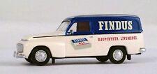 "wonderful swedish modelcar VOLVO P210 DUETT ""FIN"" 1962 - scale 1/87 HO - lim.ed."