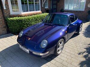Porsche 993 C2 Coupe LHD Superb Condition