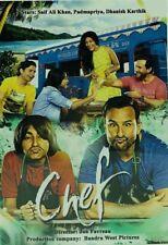 Chef - DVD (Saif Ali Khan...) Bollywood