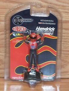 Genuine Motorworks Du Point Motorsports Hendrick 1:24 Scale Die Cast Figure *NEW