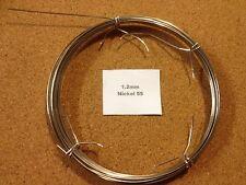 1.2 Mm x 10 M 18 pulgadas Swg níquel 55 Alambre Tig Soldadura de Hierro Fundido Reparación NiFe - 1 NA47