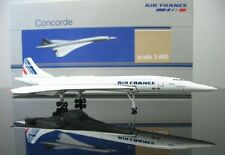 NEW Socates Air France Concorde F-BVFB 1:400 Diecast plane model airplane toy