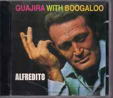CD Mega RARE Fania FIRST PRESSING Alfredito GUAJIRA WITH BOOGALOO do it good