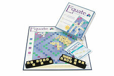 Equate - A Fun Educational Numeracy Game - For Ages 8 And Upwards.