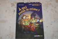 Les enquêtes de Chloé : A qui profite le crime ? de Dieu... | Livre | d'occasion